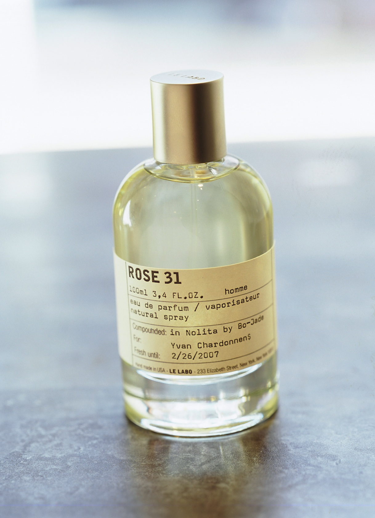 Avoiding The Dry Down Le Labo Rose 31 Perfume Review The Candy
