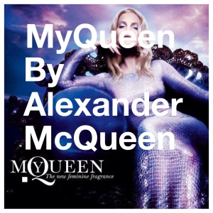 Queen of Violets: MyQueen by Alexander McQueen