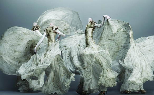 Alexander McQueen Couture