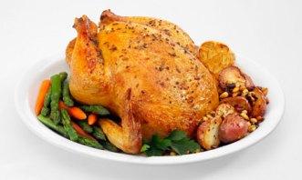 Mmmm Chicken...