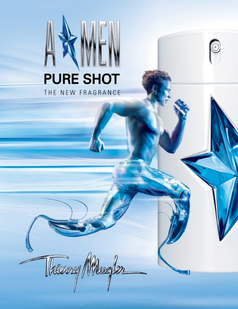 A*Men Pure Shot Ad