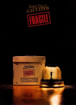 Fragile Flacon