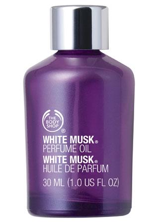white musk perfume oil