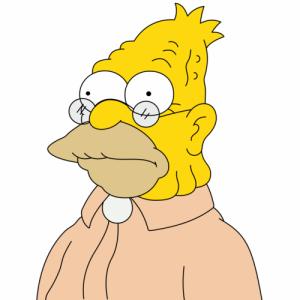 "Abe ""Grandpa"" Simpson"