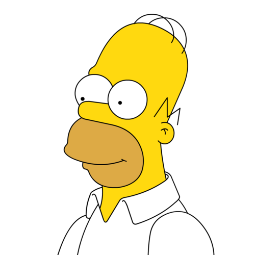 Scent a Celebrity Series Spritzing Springfield Scenting  : 500pxhomersimpson from thecandyperfumeboy.com size 500 x 500 png 43kB