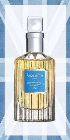 Grossmith Diamond Jubilee Bouquet