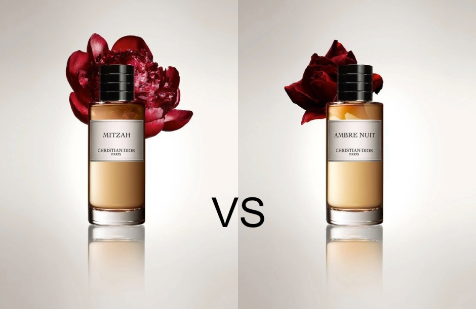 Dior Amber Showdown