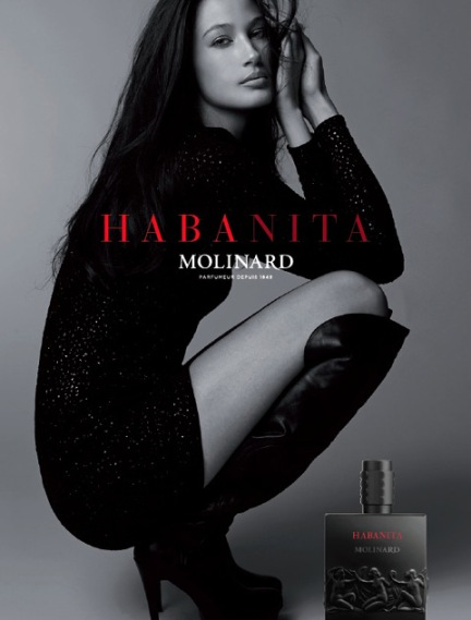 Sleek and Chic - the new Habanita Eau de Parfum