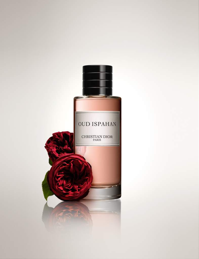 Lying In A Bed Of Sin And Roses Christian Dior Oud Ispahan Perfume