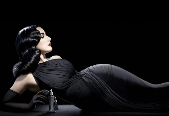Oh Dita, nobody does glam quite like you!