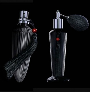 Both Dita Von Teese Eau de Parfum flacons are an homage to the 1930s