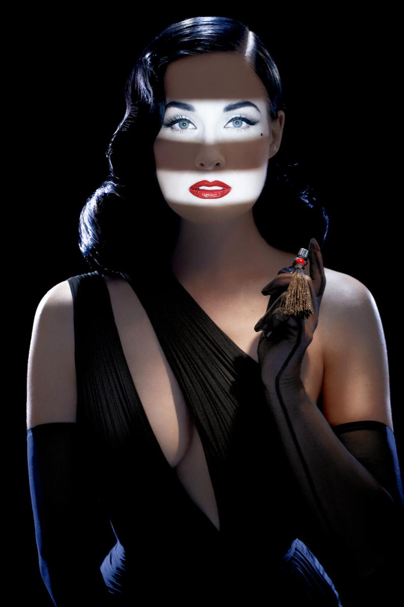 Perfume Sets The Moodand I Am In The Mood For Glamour Dita Von