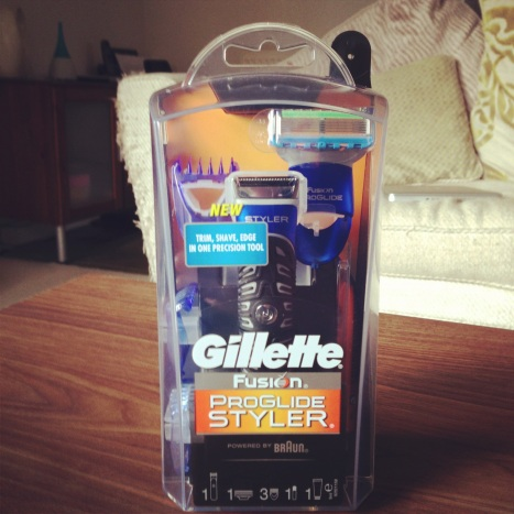 Gillette Fusion Pro Glide Styler