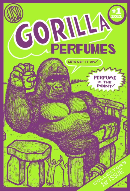 Ooh Gorilla!