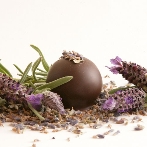 Mmmm.... Lavender Chocolate