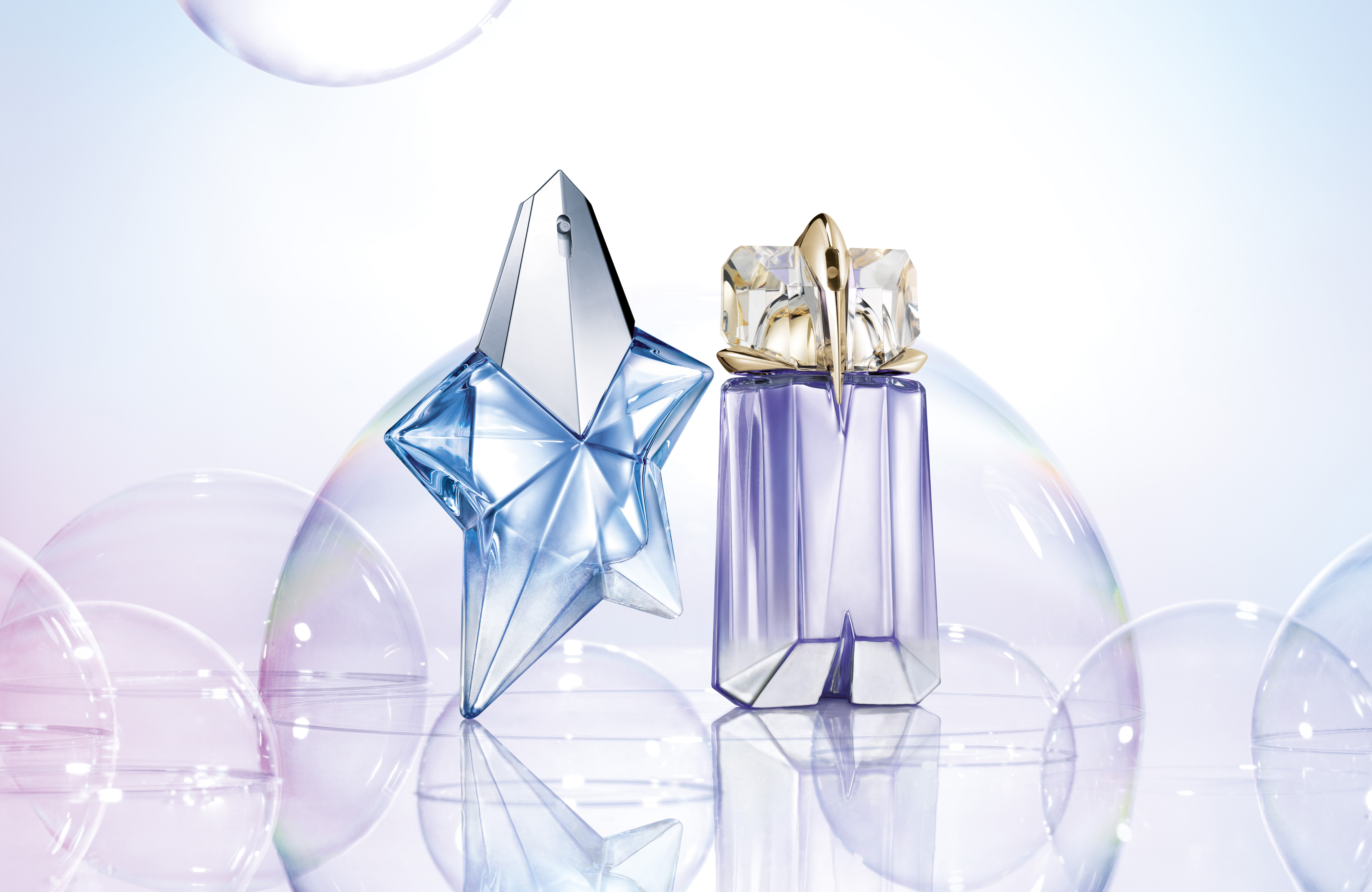 Flower Water Chic – Thierry Mugler Angel and Alien Aqua Chic Perfume