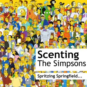 Scenting The Simpsons Part 1