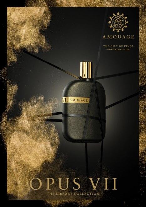 Amouage Opus VII
