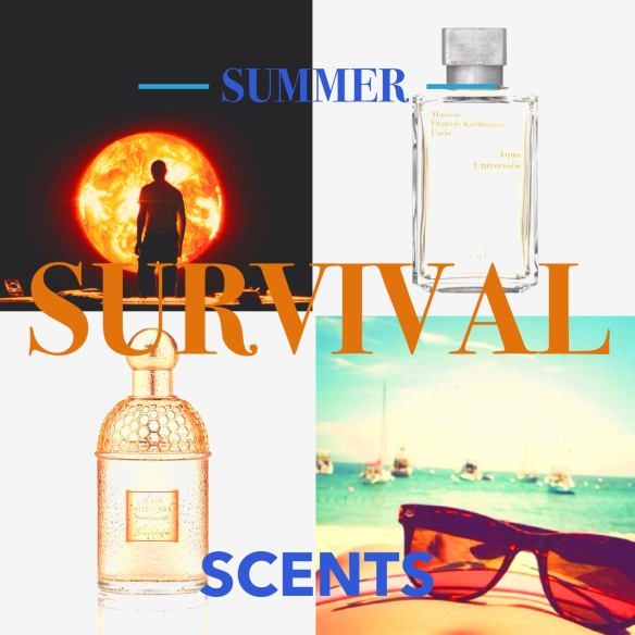 Summer Survival Scents
