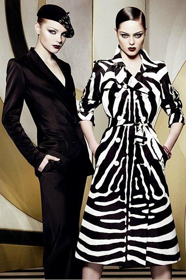 Zebra Print by Dior