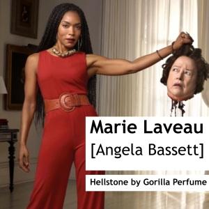 Angela Bassett as Marie Laveau