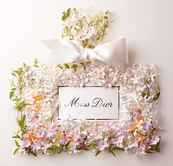 Spring Couture – Christian Dior Miss Dior Blooming Bouquet