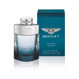 For Men Azure by Bentley