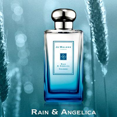 Rain & Angelica Cologne