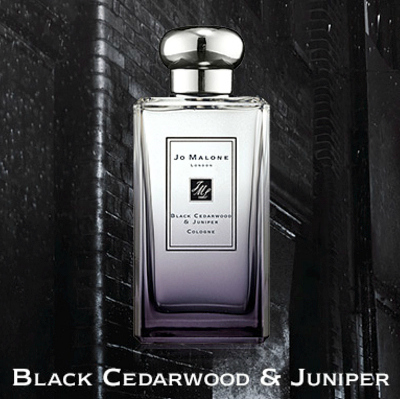 Black Cedarwood & Juniper