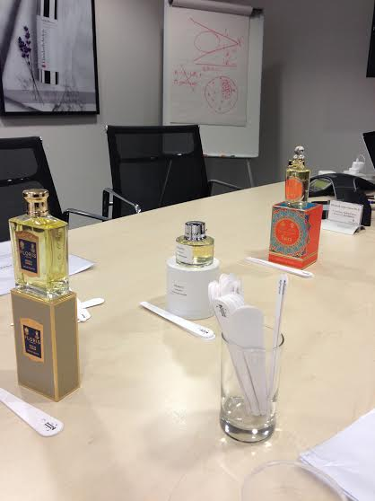 Perfume Pic of the Week No. 17: Judging for the Fragrance Foundation Awards