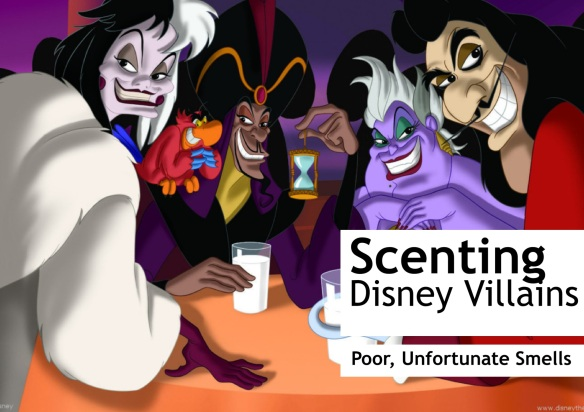 Poor, Unfortunate Smells