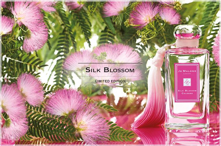 Pretty in Pink - Silk Blossom Cologne by Jo Malone