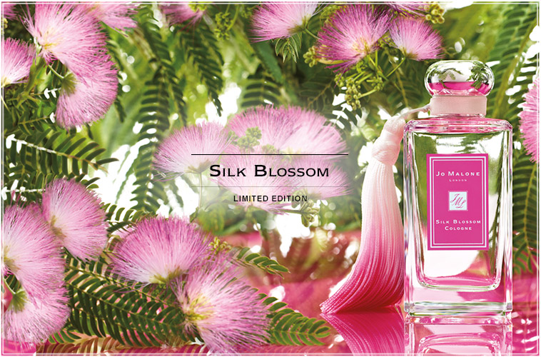 Pretty in Pink - Silk Blossom Cologne by Jo Malone