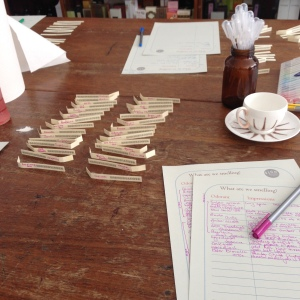 Blotters & Notes