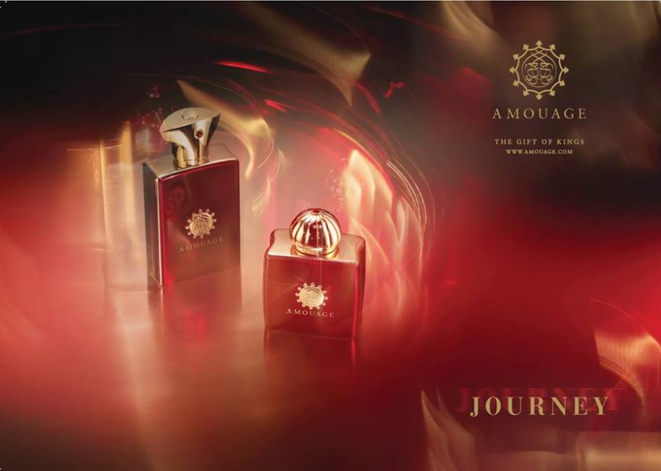 Amouage's Journey Man & Journey Woman