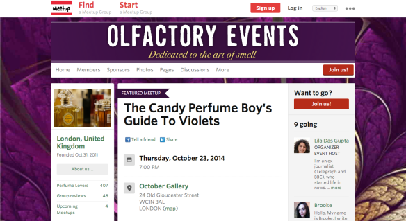 The Candy Perfume Boy for Perfume Lovers London