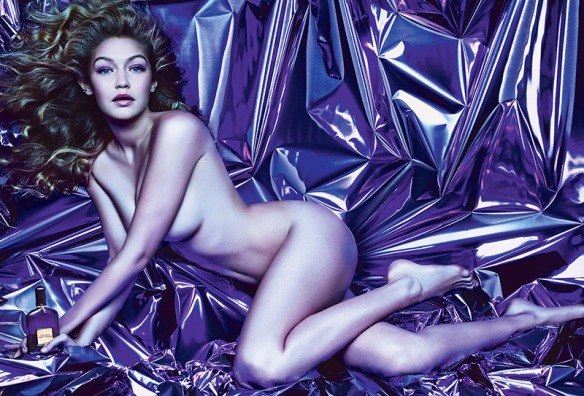 Gigi Hadid for Tom Ford Velvet Orchid