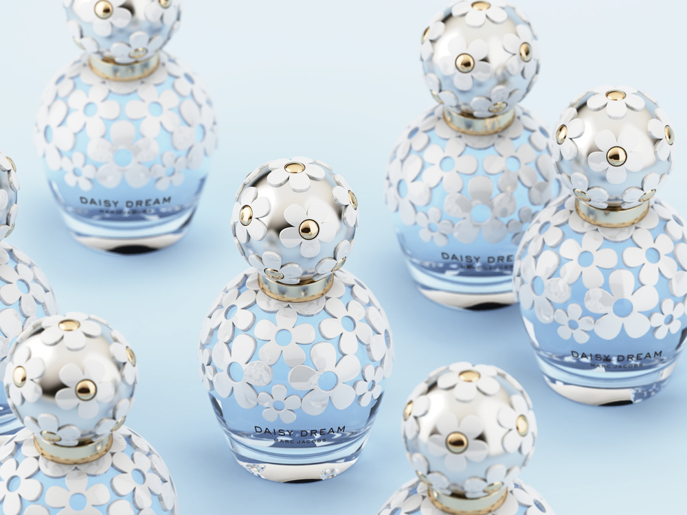 Blue Skies – Marc Jacobs Daisy Dream Perfume Review – The