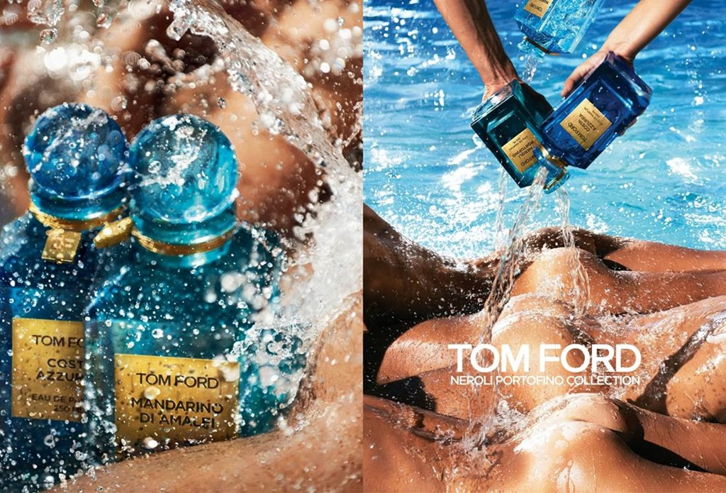 The Big Splash Tom Ford Private Blend Costa Azzurra