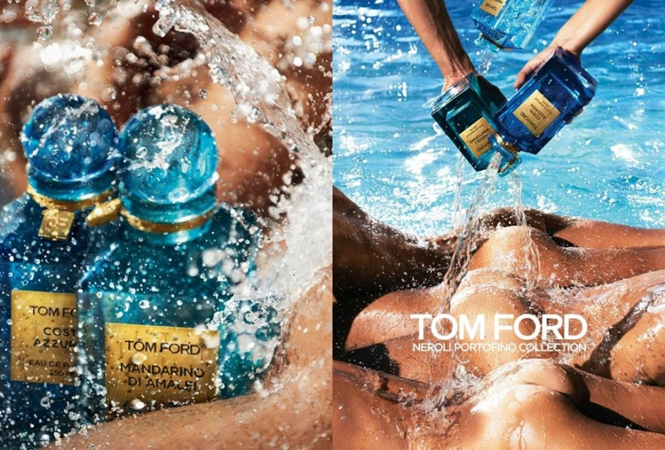 Tom Ford's Neroli Portofino Collection