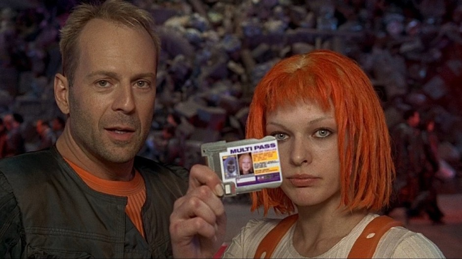 Leeloo Dallas Multi Pass
