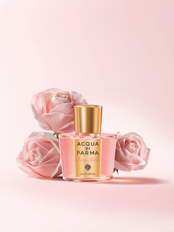 The Prettiness of Rose - Acqua di Parma Rosa Nobile