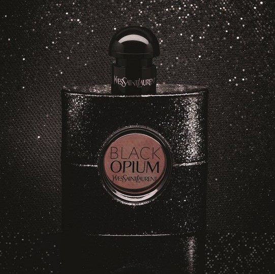 How The Mighty Have Fallen Ysl Black Opium Perfume