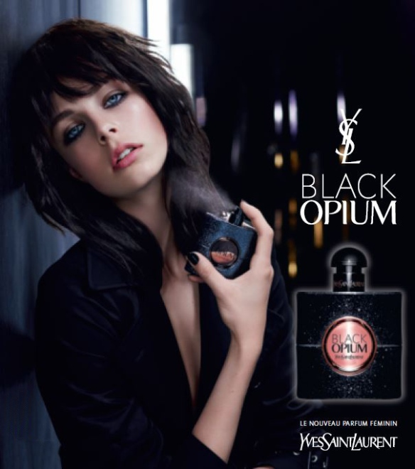 Black Opium - Even the Model Looks Bored