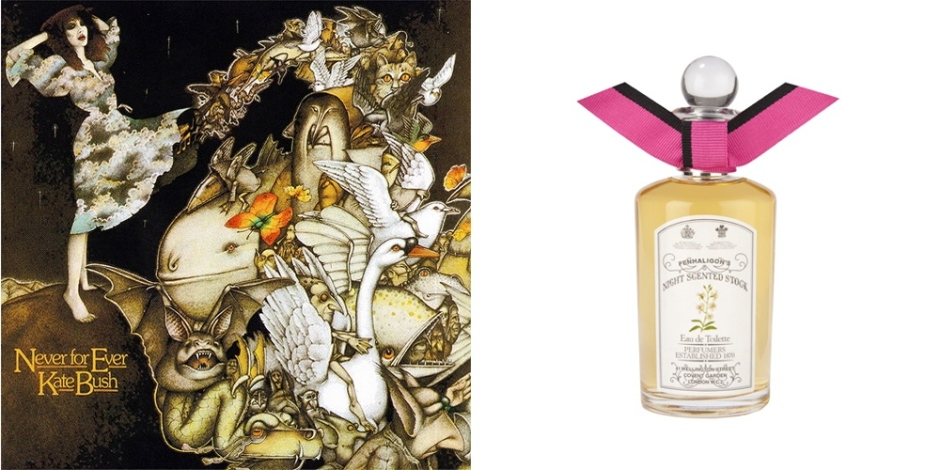 Never for Ever & Night Scented Stock by Penhaligon's