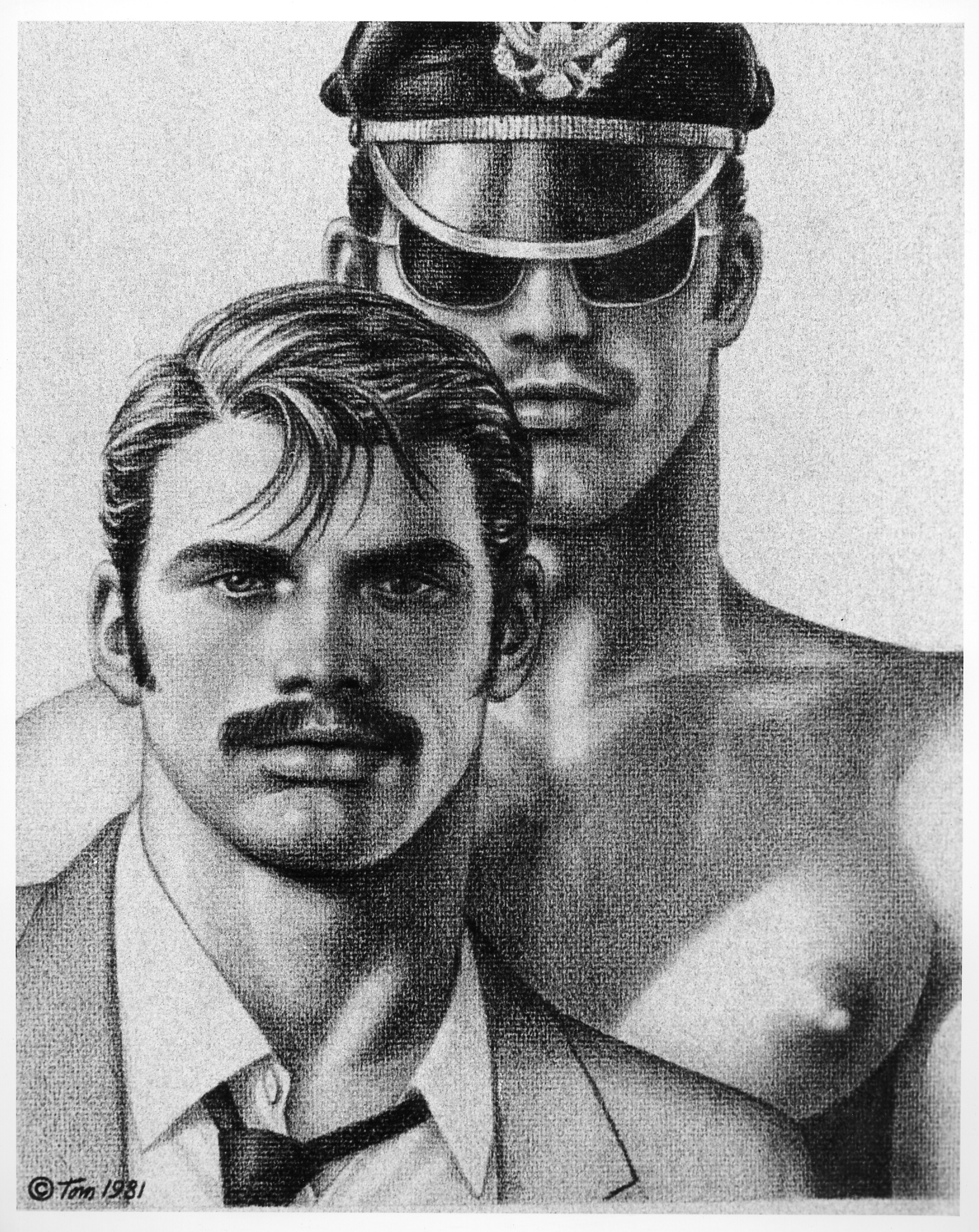 Tom Ford's Patchouli Absolu - Serving up 'Tom of Finland' Realness