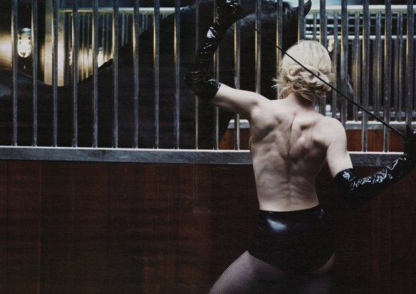 Feral Beauty - Madonna by Steven Klein
