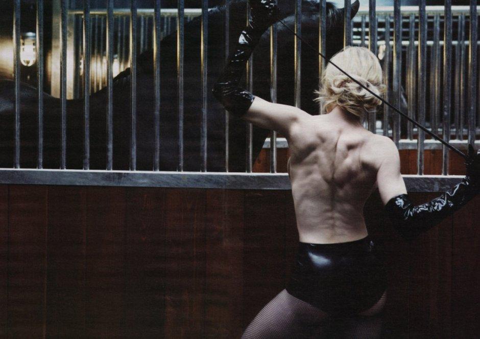 Feral Beauty - Madonna by Steven Klein