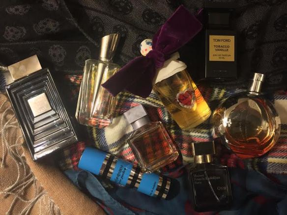 Perfume to Wrap Around Your Neck