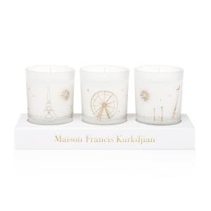 Maison Francis Kurkdjian Christmas Candles